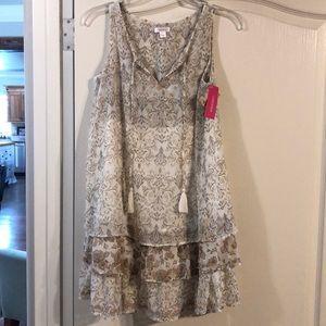 NWT Boho Style Dress
